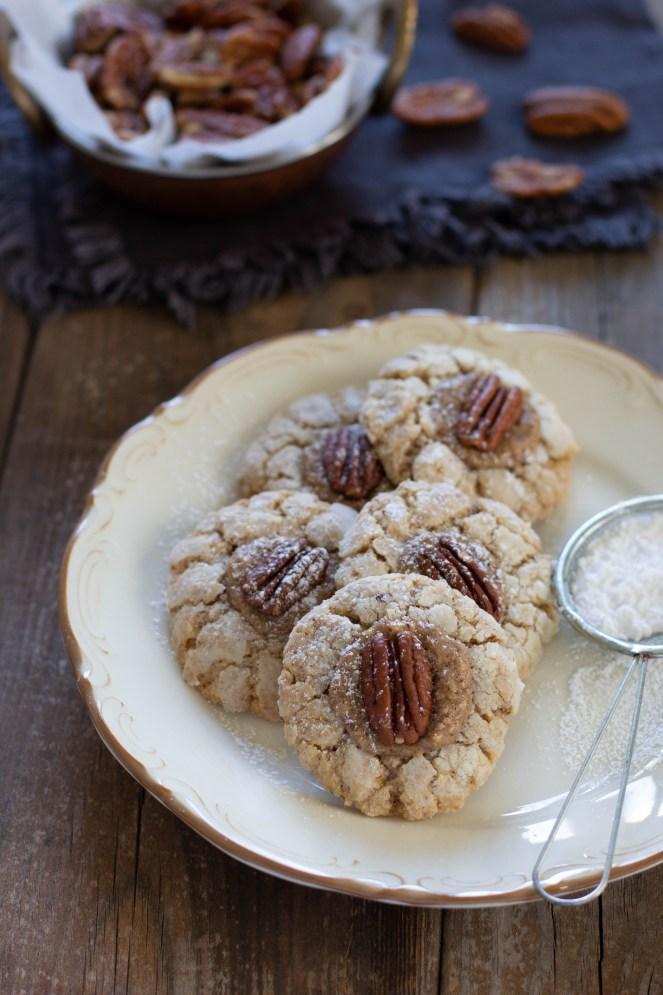 עוגיות טריפל פקאן