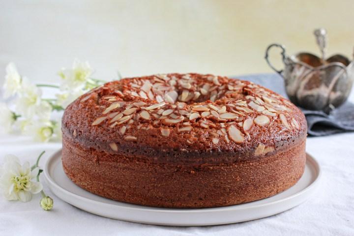 עוגת דבש מנצחת