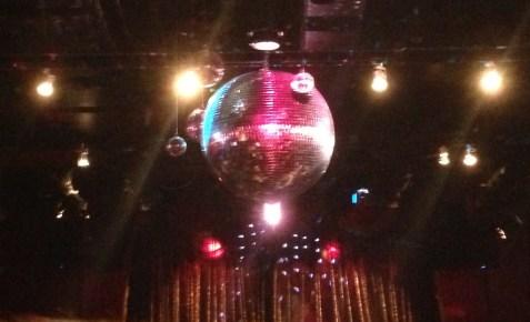 Fresh Fruit Disco Ball