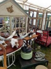 Brimfield fair horns
