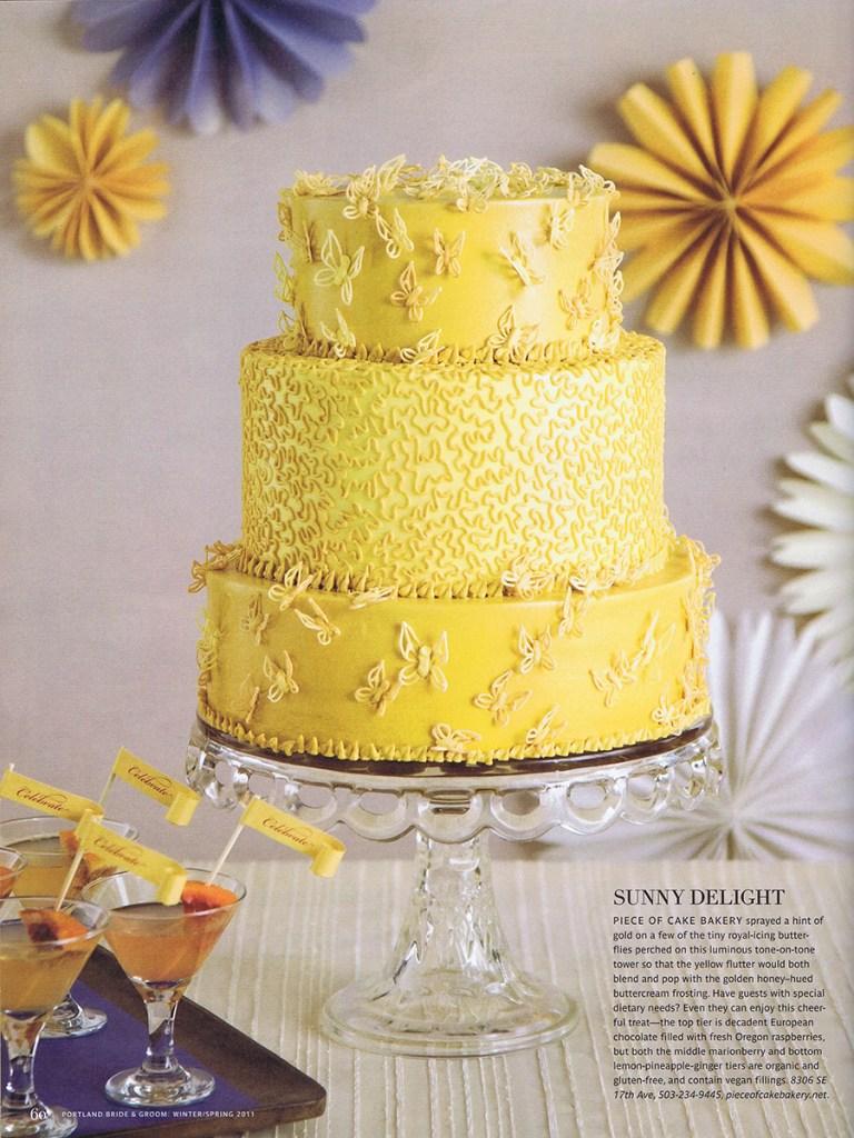 Wedding Cakes – Piece of Cake Bakery