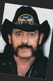 Kilmister Lemmy