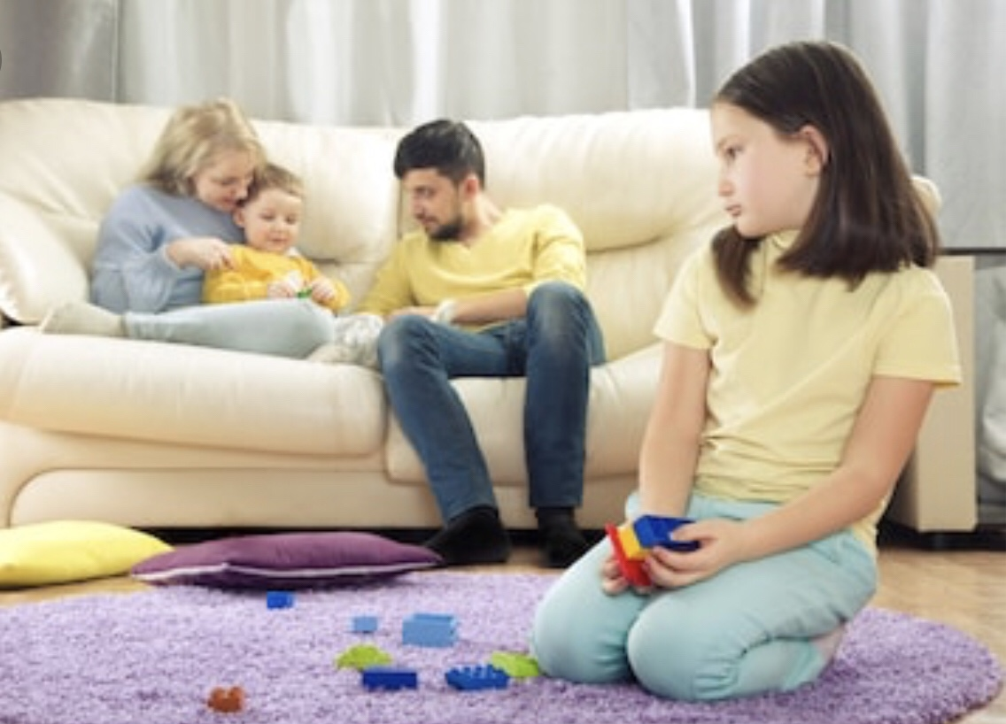 Series of Emotions:  10 Situations That Causes Jealousy When You have a Sibling with a Disability