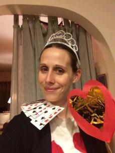 Jessie The Queen of Hearts