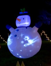 Inflated Frosty