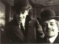 Niżyński och Sergei Diaghilev