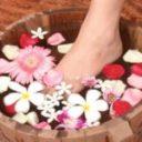 transpiration pieds