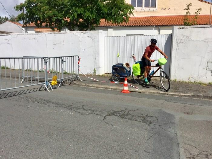 travaux a vélo