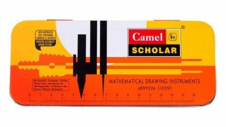 Camel Geometry Box