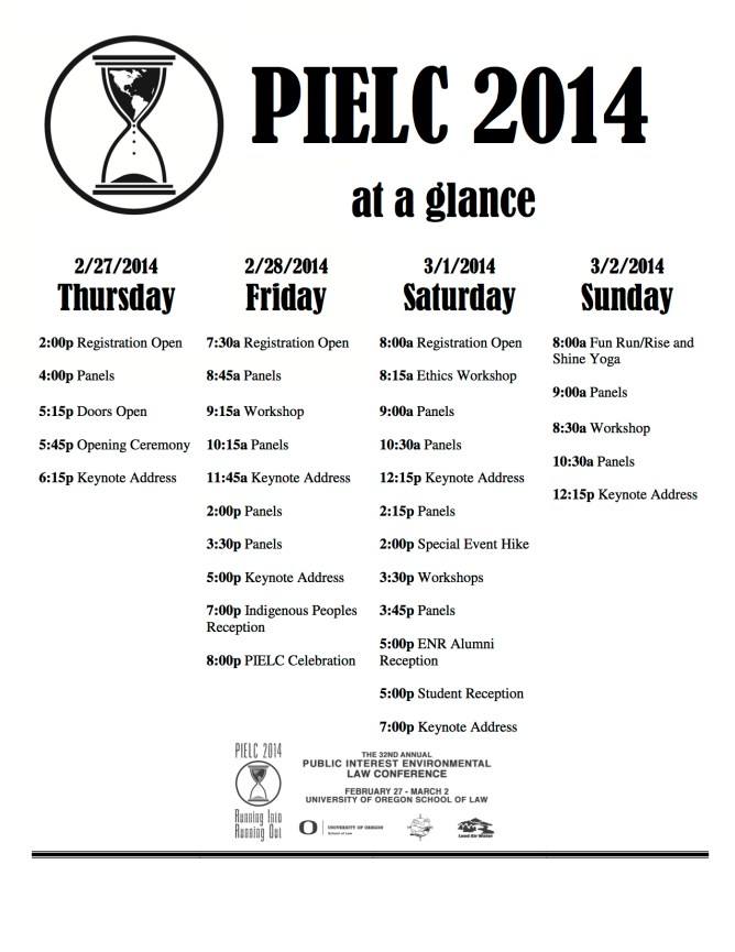 PIELC at a glance