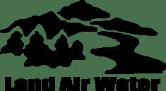 Land Air Water Logo