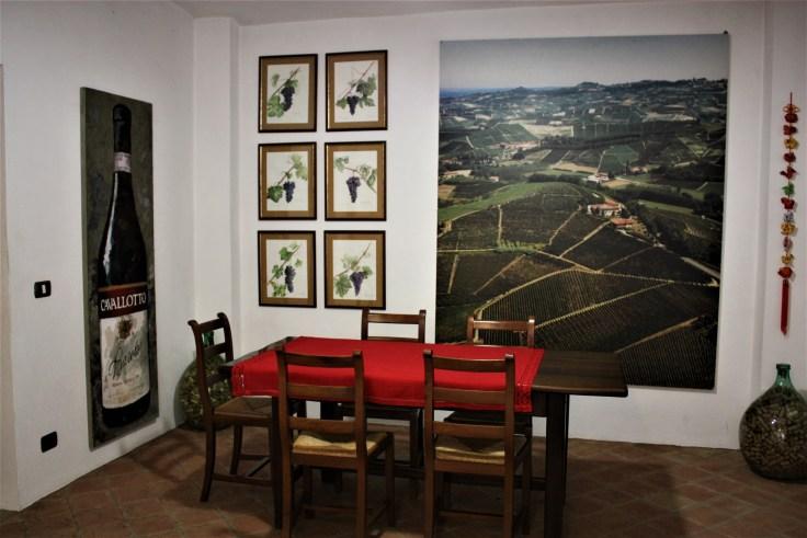 Cavallotto Tasting room