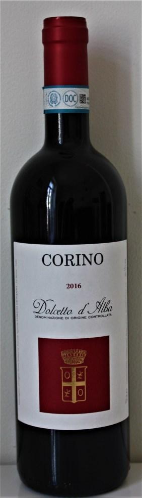 wow corino dolcetto 2016