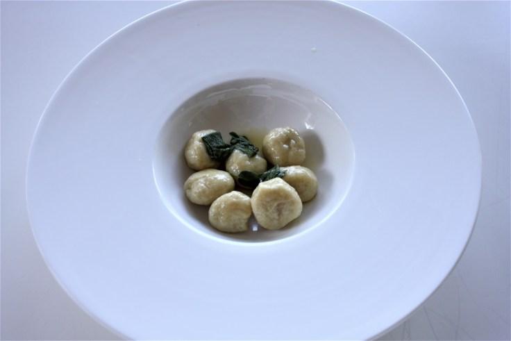 Recipe Gnocchi Butter and Sage