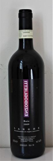 Wine of the Week Enzoboglietti Buio