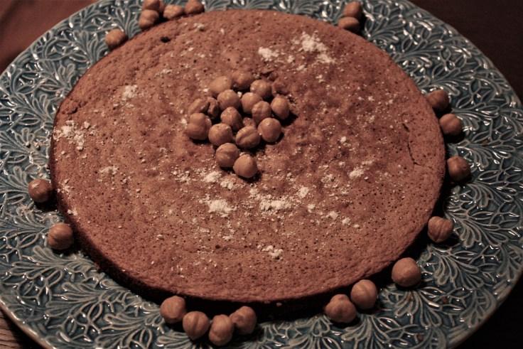2018.11.26 Recipe Torta di Nocciole 2