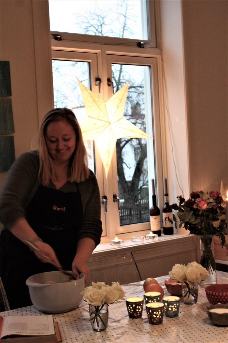 2018.12 Piemontegirl making Panettone
