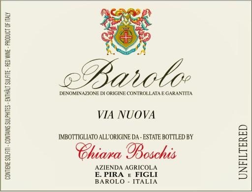 Chiara Boschis Barolo Via Nuova