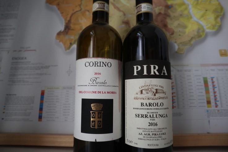 Giovanni Corino Barolo del Comune di La Morra and Serralunga