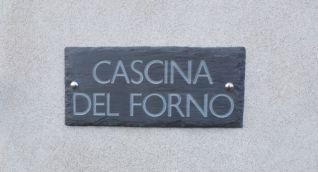 Cascina sign medium