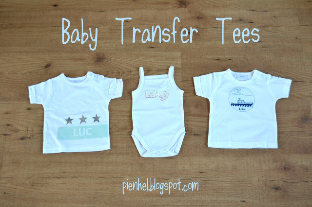 Baby Transfer Tees