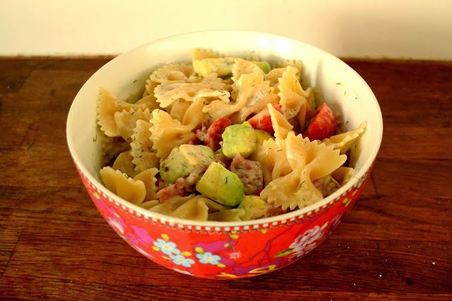 Pasta Salad – Weekly Pin Project #8