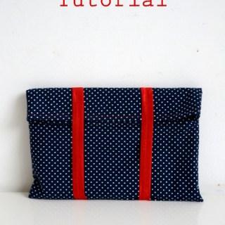 Tablet Cover Tutorial by Pienkel