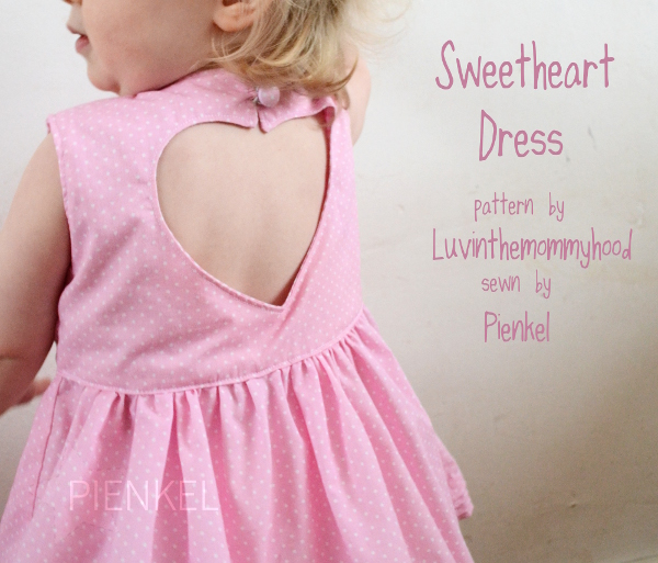 Be My Valentine – Sweetheart Dress