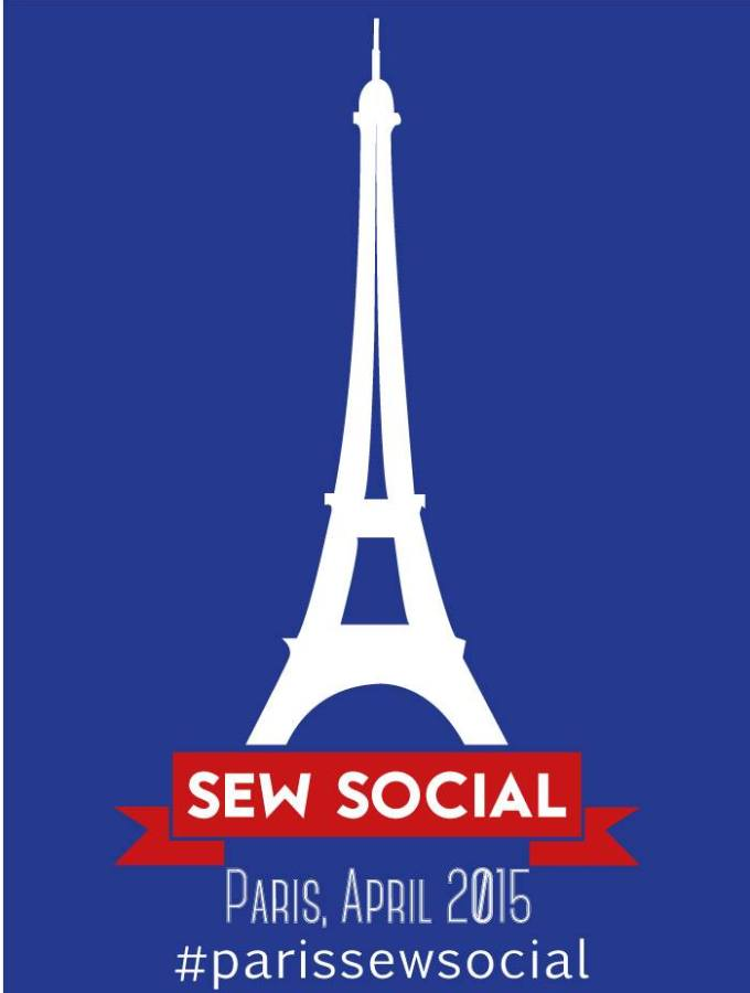 Coming up: Paris Sew Social