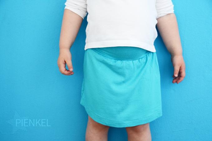 Scuba Blue Liv – Pantone Spring Trend Colours Sewalong