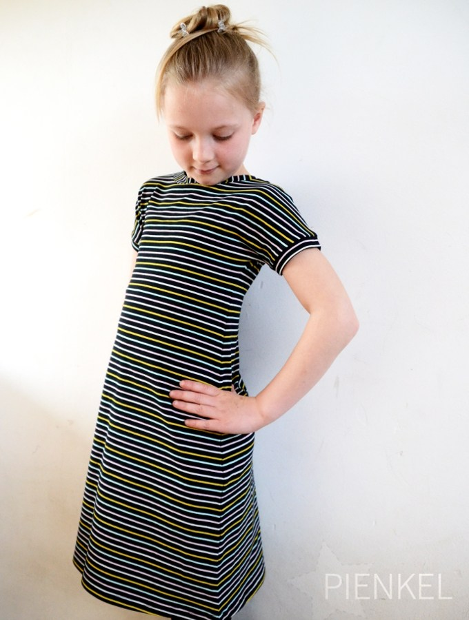 Parisian Playday Dress