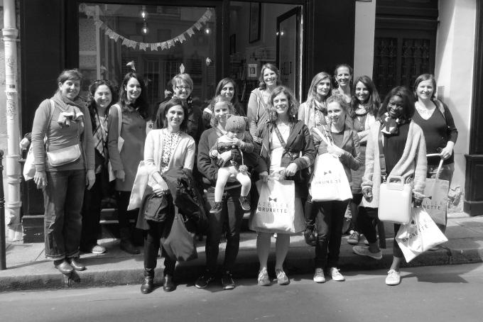 Paris Sew Social – The Grand Giveaway!
