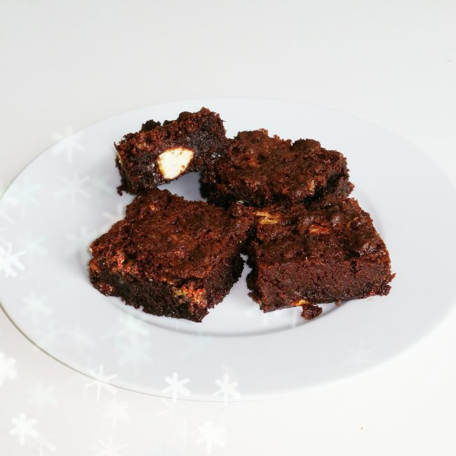 Birthday Brownies