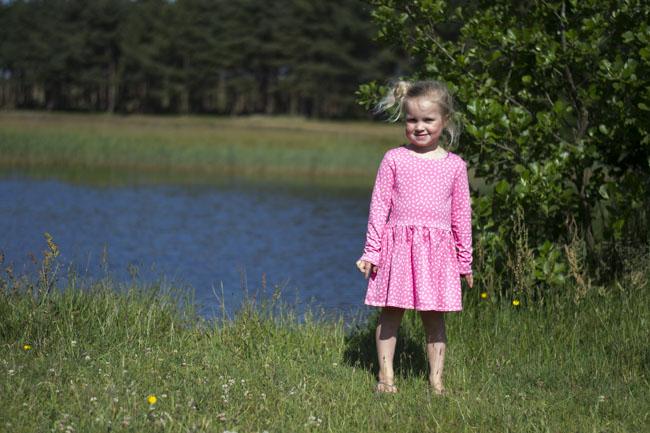 Liv Dress - Sewn by Pienkel