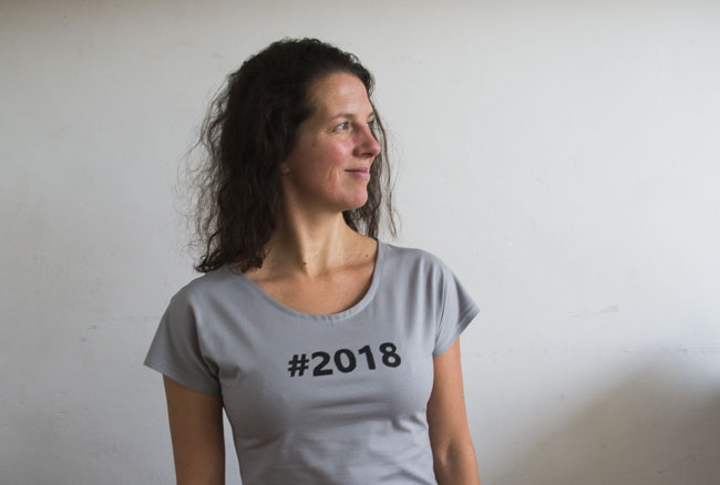 2018 Happy New Year Shirt - Pienkel