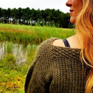 Pienkel - Arts Sweater - We Are Knitters