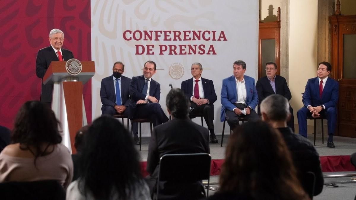 Gobierno de México presenta proyecto para mejorar el Sistema de Pensiones, buscando Justicia y Dignidad para los Trabajadores
