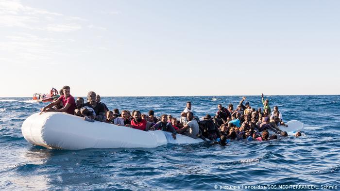 Negocios legales e ilegales de la Europa fortaleza
