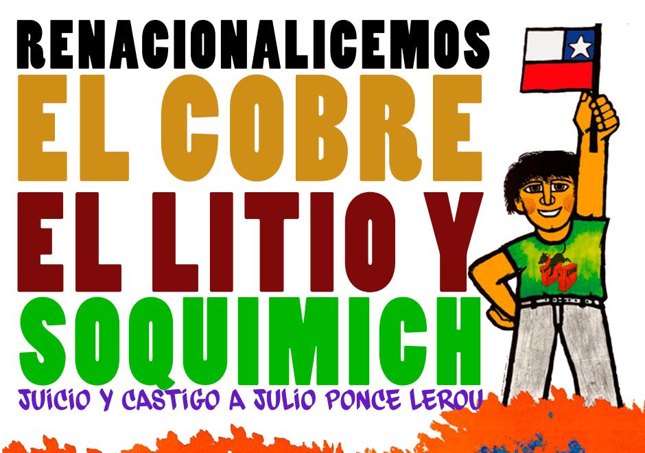 Manifiesto Constituyente por la RENACIONALIZACIÓN y la construcción de un Modelo Alternativo de Desarrollo Económico.