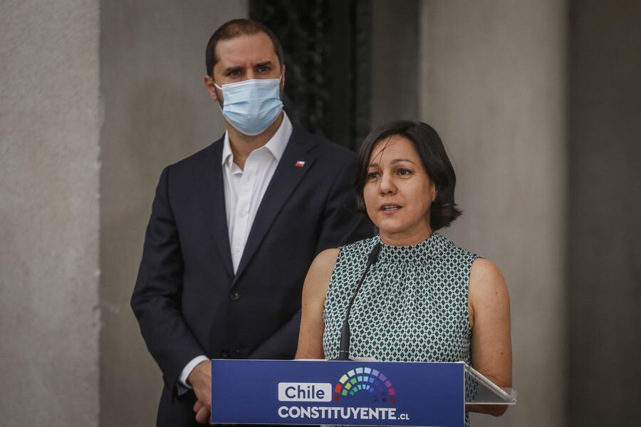 Javiera Parada exculpa al gobierno por violaciones a los DD.HH. durante el estallido social