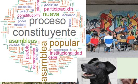 Pliego de exigencias de las Asambleas Territoriales 2020-2021