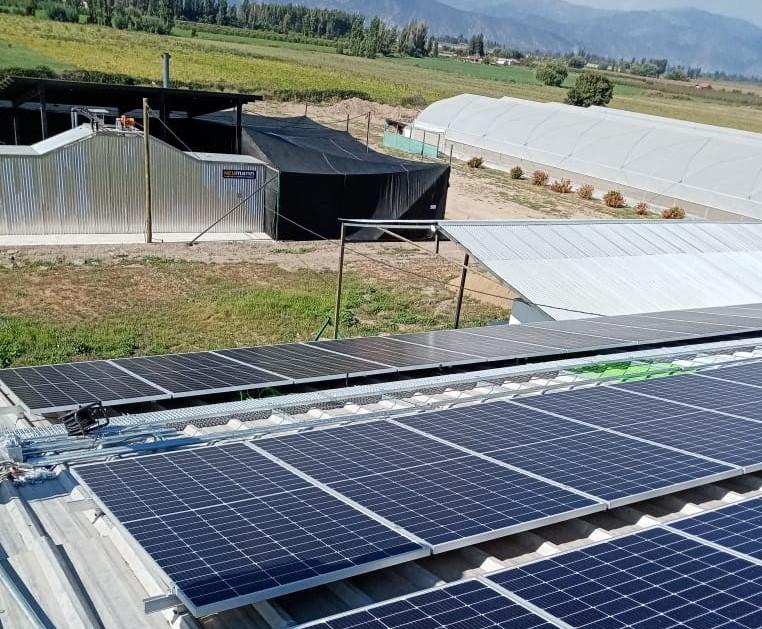 Coopeumo, Cooperativa Campesina, construye planta fotovoltaica que beneficiará a la comunidad