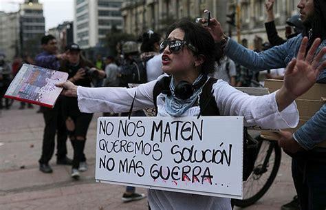 El ABC para entender la crisis colombiana