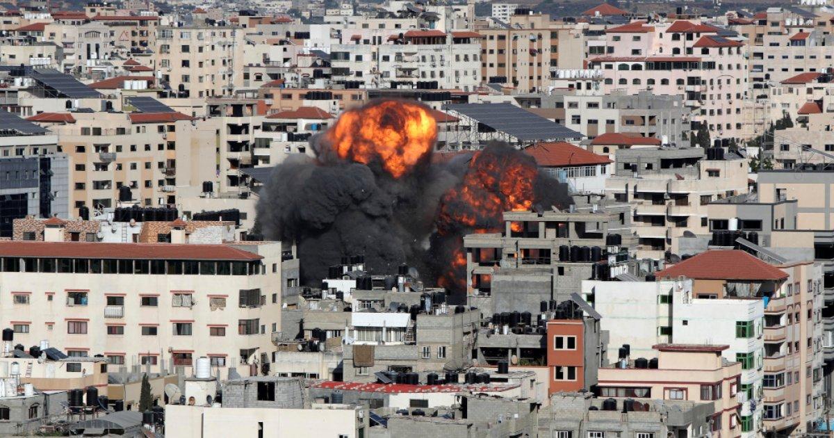Basta de matanza en Palestina