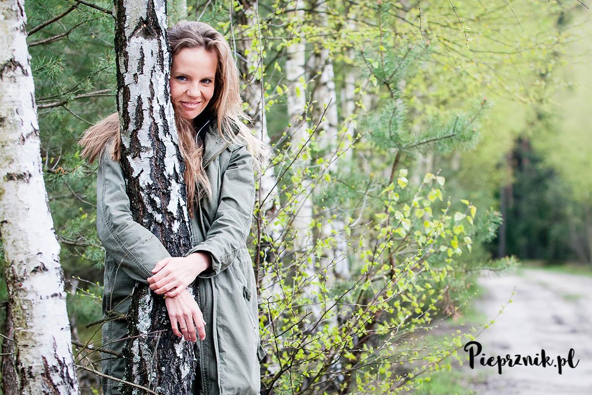 Wiosna w lesie
