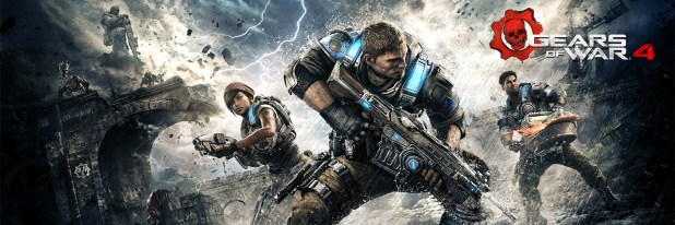 wallpaper gears of war 4