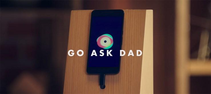 chiedilo a papà