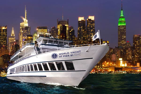 NYC New Years Eve Cruises The Hottest New Year Parties