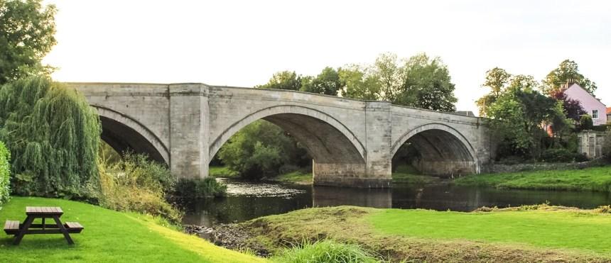 Bridge fromthe south-east