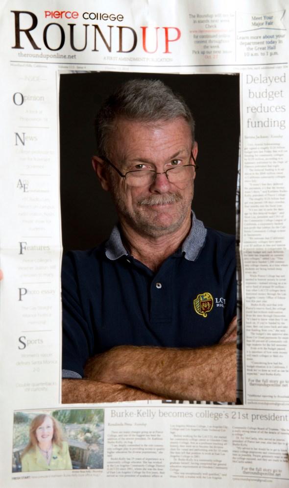 Rob O'Neil, Professor of Journalism